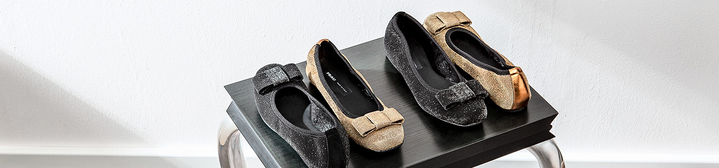 Women's Heels and Flat shoes