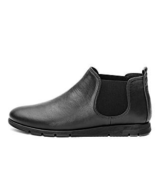 Leather comfort beatles