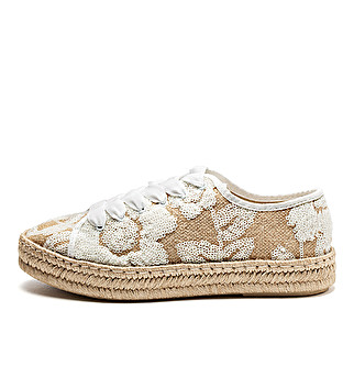 Sporty-chic easy sneakers